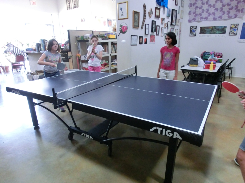 New Sport Table Tennis Las Cruces Academy